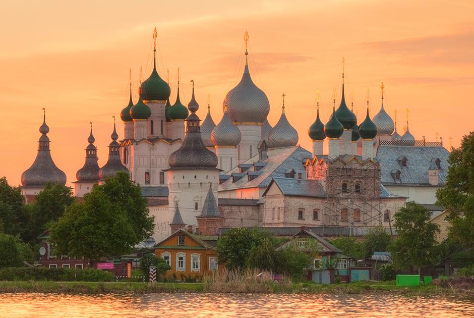 5º GIORNO – Jaroslavl - pensione completa a bordo