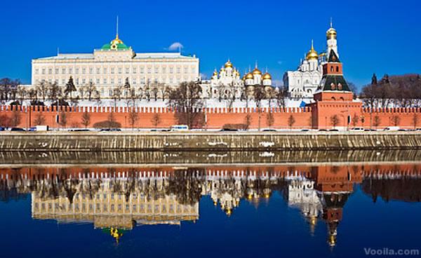 3º GIORNO – Mosca - pensione completa a bordo