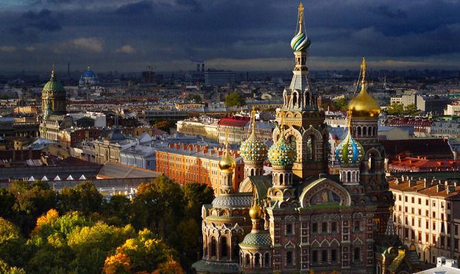 9º GIORNO - San Pietroburgo - pensione completa - seconda colazione in ristorante