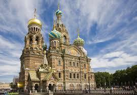 10º GIORNO - San Pietroburgo - pensione completa