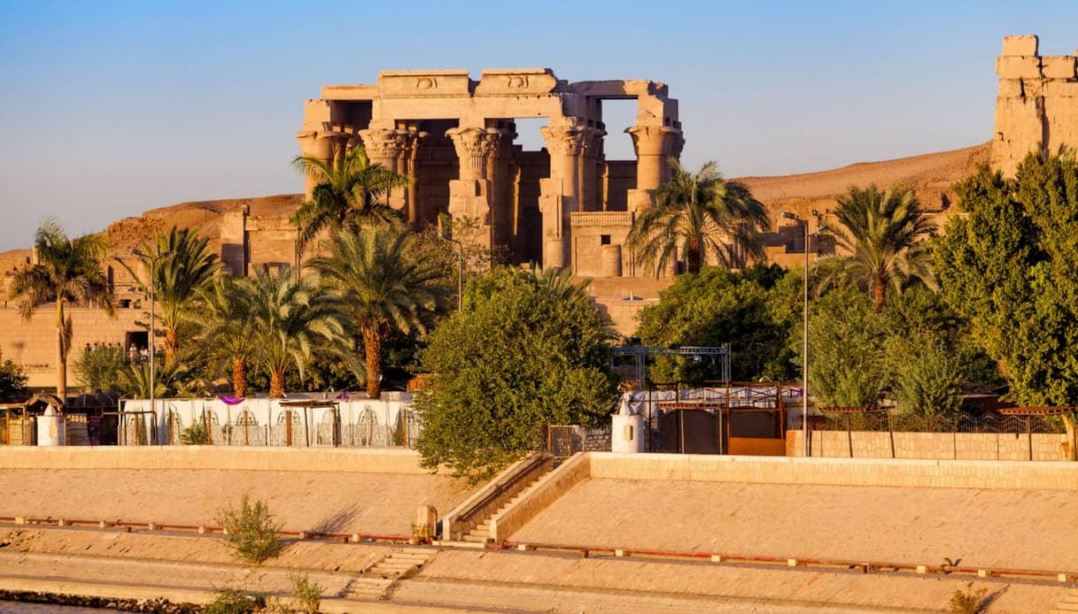 Giorno 6 - Mercoledì, 18.11.20 Edfu / Kom Ombo / Aswan (Pasti: Prima Colazione, Pranzo, Cena)