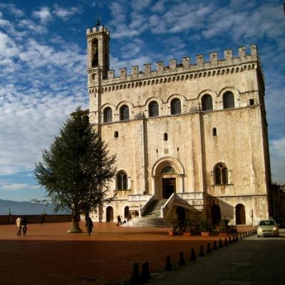 2 ° Giorno :  Perugia/Gubbio