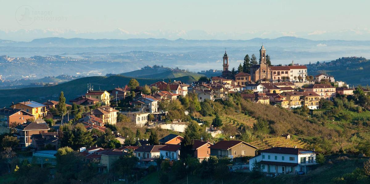 Giorno 15 Novembre – Riviera Ligure - Alba